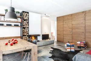 【海外インテリア54選】床の素材に石を使ったお部屋のおしゃれなインテリア実例紹介
