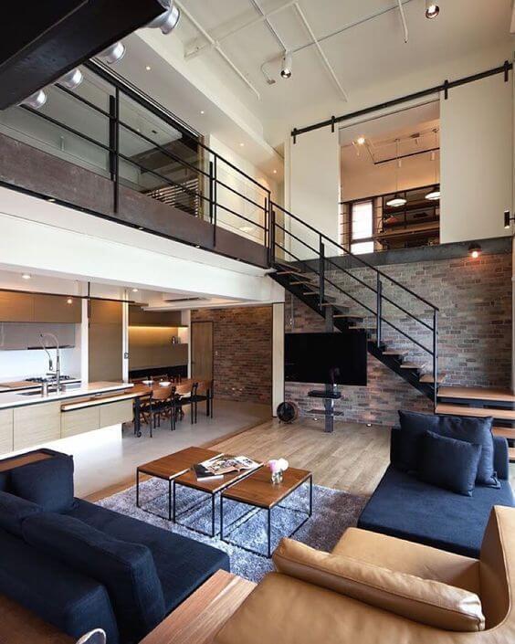 天井が高いだけでおしゃれ度は2割増しです。