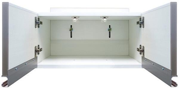 野 プロージット 食器棚 セラミック 耐震