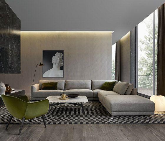 【海外画像】もう色で迷わない!床がグレーのフローリングのお部屋のおしゃれなインテリア実例集