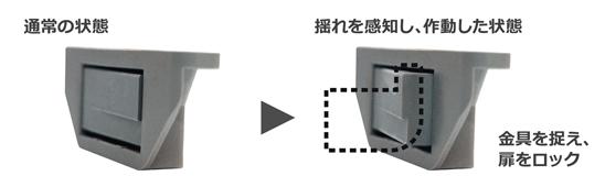 綾野製作所 プロージット セラミック 天板 耐震 ロック