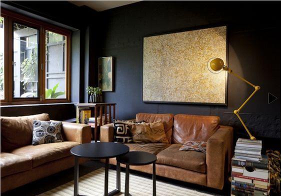 この空間でテクスチャを使って遊んだもう1つの方法は、枕と投球です。HomeSenseはユニークな投球枕とのどの毛皮のアクセントを買うのに私のお気に入りの場所です - そして私は暖かい革に対するこれらすべての異なった質感の方法が大好きです。