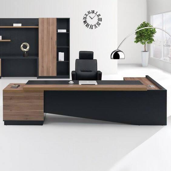 オフィスデスクのアイデア - 素晴らしい家具スタイル、素敵なデスクを構成するさまざまな製品がたくさんあります。