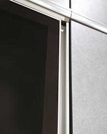 綾野 プロージット 食器棚 セラミック ガラス