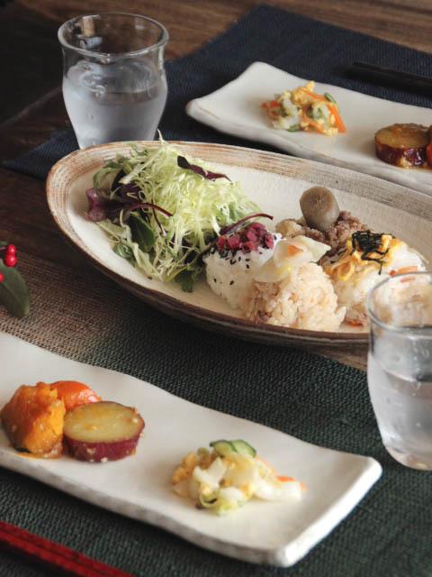 テーブルコーディネート お皿 おしゃれ 和食器