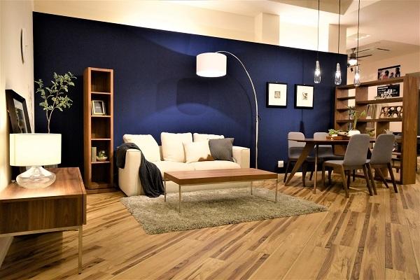モダンインテリア songdreamの新型ソファ ALTOアルト 名古屋店入口付近の店内イメージ