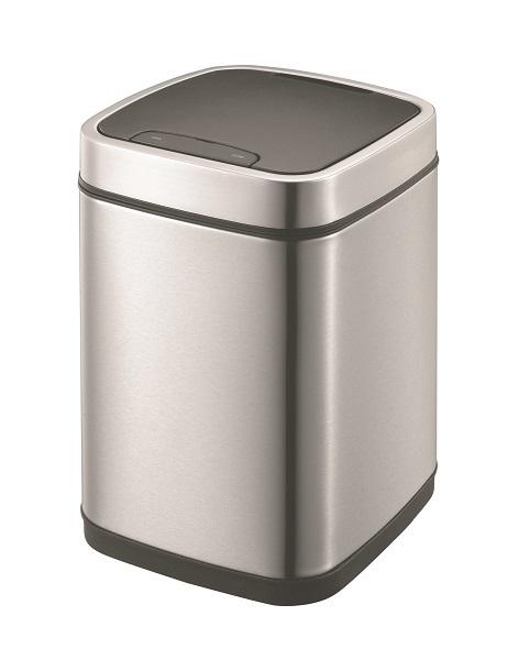 ゴミ箱、スリム、消臭、おしゃれ、センサー、反応、センサー付き、リビング、蓋付き、ステンレス