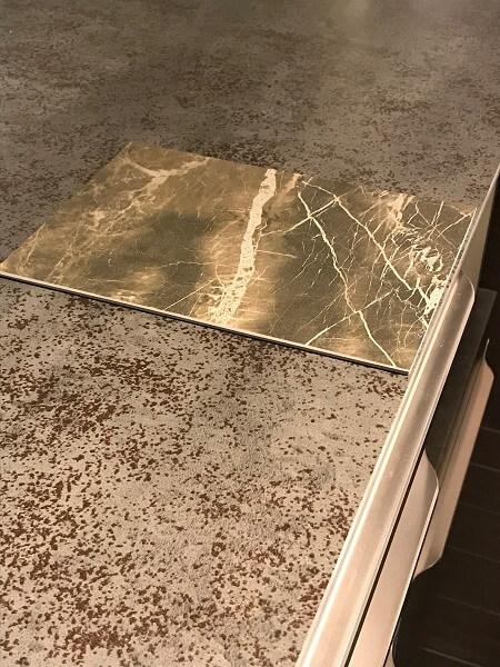 綾野 食器棚 セラミック ダイニングテーブル