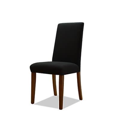 もっともオーソドックスな食卓用の椅子です。食事をするための椅子は深すぎてもいけないですし低すぎてもよくないです。地に足をつけて選んでいきましょう。