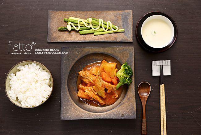 テーブルコーディネート お皿 おしゃれ 和 食器