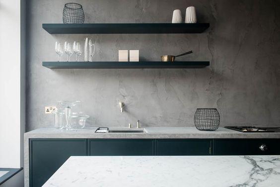 モールテックス(MORTEX)の優れた防水性能は、浴室等の生活水場のデザインに新たな可能性を齎しました。シャワールーム、洗面台、シンク、水の流れを演出する壁面演出などの使用に最適です。