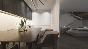 【海外インテリア54選】床の素材に石を使ったお部屋のおしゃれなインテリア実例集