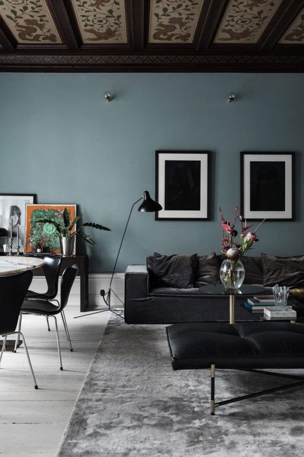 【海外イメージ画像】もう色で迷わない!床が白いフローリングのお部屋のおしゃれなインテリア実例集